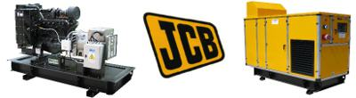 Agregaty prądotwórcze z silnikiem JCB