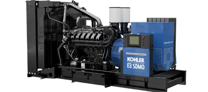 Serwis agregatów prądotwórczych SDMO – silnik Mitsubishi