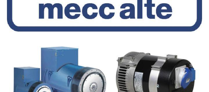 Prądnice do agregatów prądotwórczych Mecc Alte