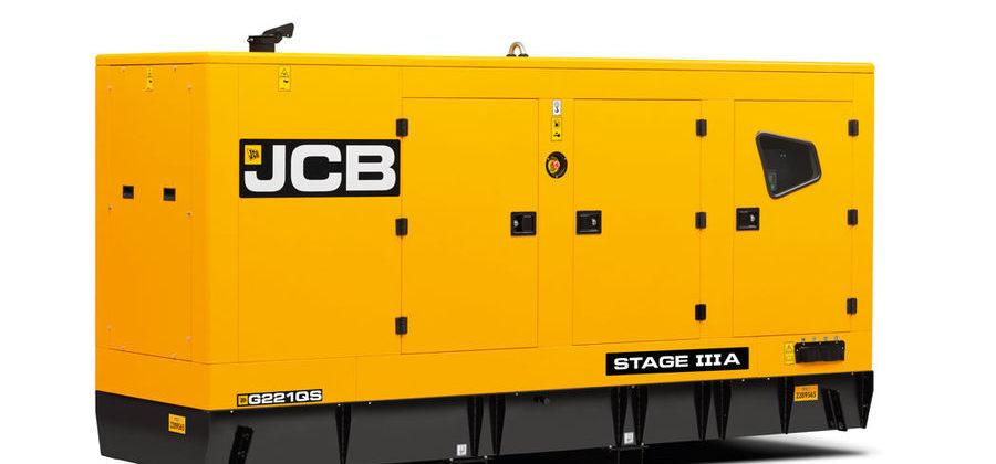 Trzy nowe modele JCB klasy Premium – 150kVA, 180kVA i 200kVA.