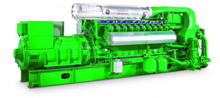 General Electric dostarczy do Rosji 26MWe w kogeneracji