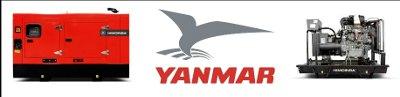 Agregaty prądotwórcze HIMOINSA z silnikami Yanmar
