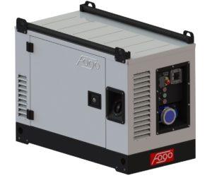 Modernistyczne Agregat prądotwórczy FOGO z automatyką i SZR – nowa odsłona JB54