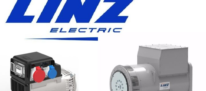 Prądnice do agregatów prądotwórczych LINZ Electric