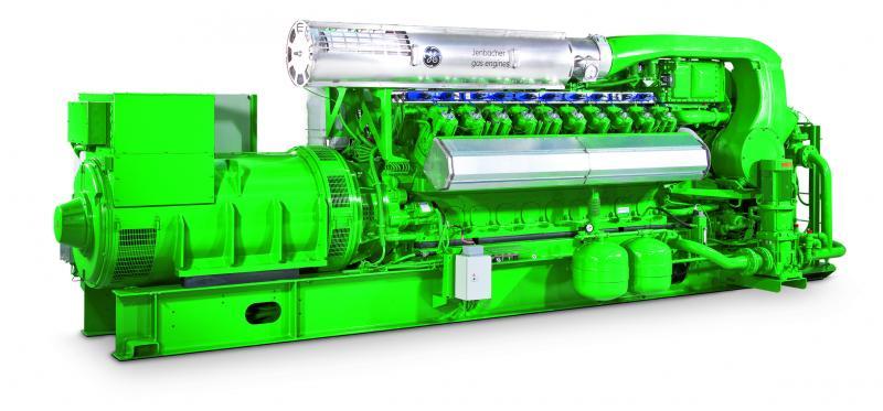 Części zamienne do silników gazowych – agregatów kogeneracyjnych