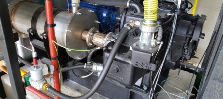Agregat prądotwórczy – kogeneracyjny małej mocy