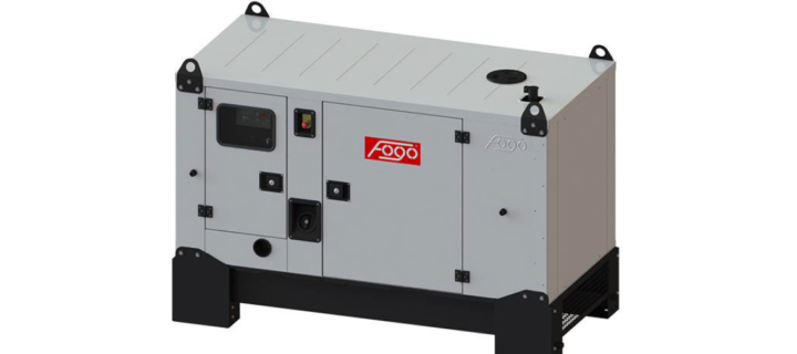 Nowe agregaty FOGO z silnikami KOHLER – Lombardini