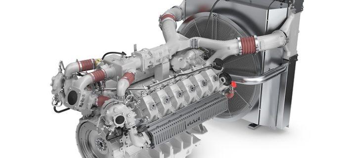 Silnik gazowy MAN w klasie mocy 500 kW