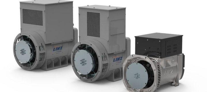 Prądnice prądu stałego DC – LINZ Electric – faza 9