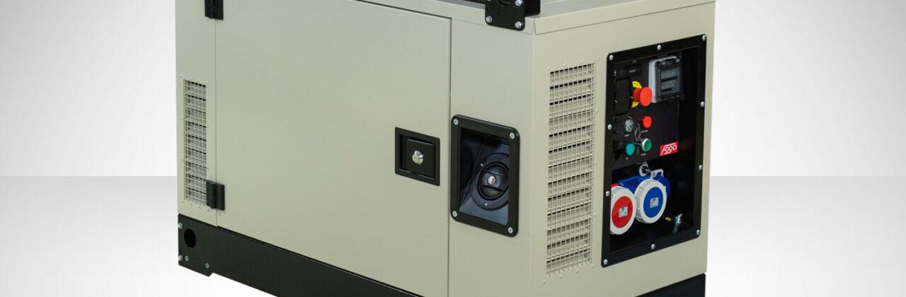 Agregat trójfazowy FOGO FH 9000 CRA – 8,5kVA