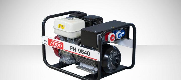 Agregat trójfazowy FOGO FH 9540 – 8,1kVA – IP54