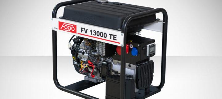 Agregat trójfazowy FOGO FV 13000 TE – 12,5kVA