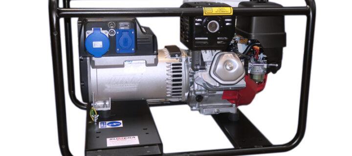 Agregat jednofazowy Sumera Motor SMG-7M-Z-AVR – 6,6kW