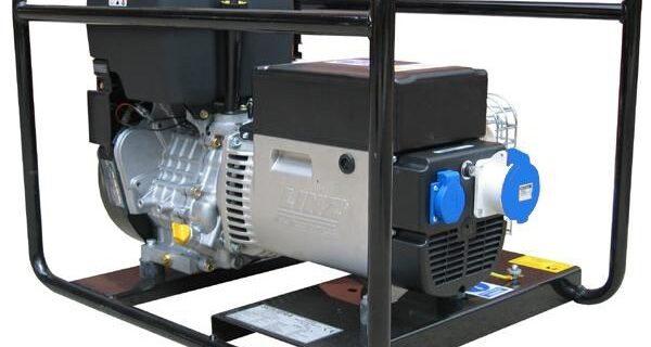 Agregat jednofazowy Sumera Motor SMG-7M-Z – 6,6kW