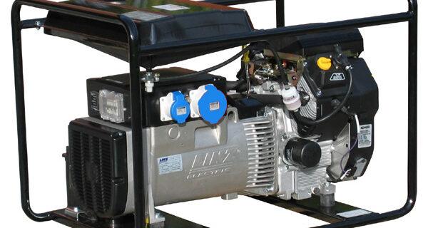 Agregat jednofazowy Sumera Motor SMG-12ME-K-AVR – 12kW