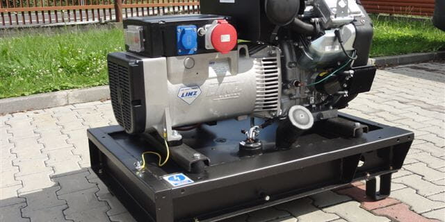 Agregat jednofazowy Sumera Motor SMG-17MA-V-AVR – 17kW