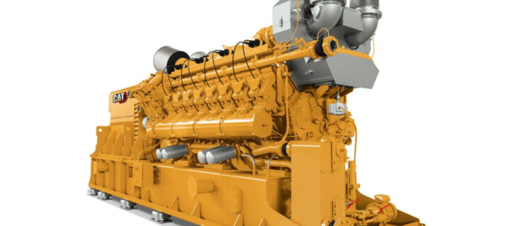 Nowe generatory gazowe Cat CG170B