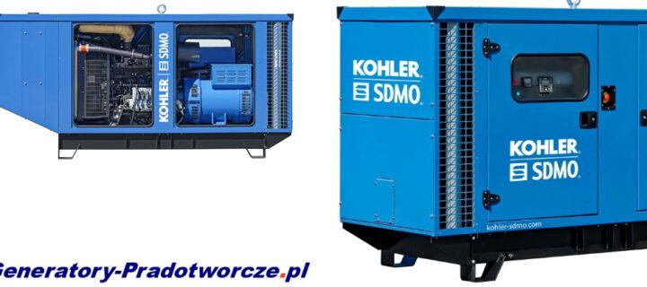 Nowe obudowy agregatów KOHLER – SDMO
